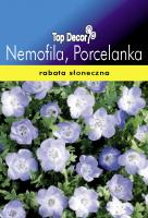 Nemofila, Porcelanka