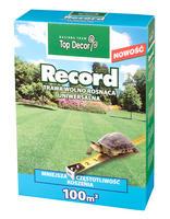 Record - trawa wolno rosnąca